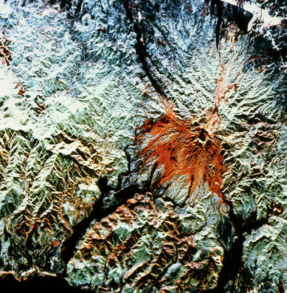 Wall Art - Photograph - Mount Pinatubo by Nasa/science Photo Library