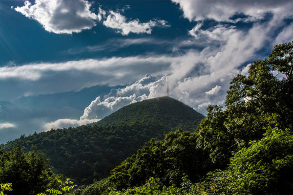 Photograph - Mount Pisgah by Randy Scherkenbach