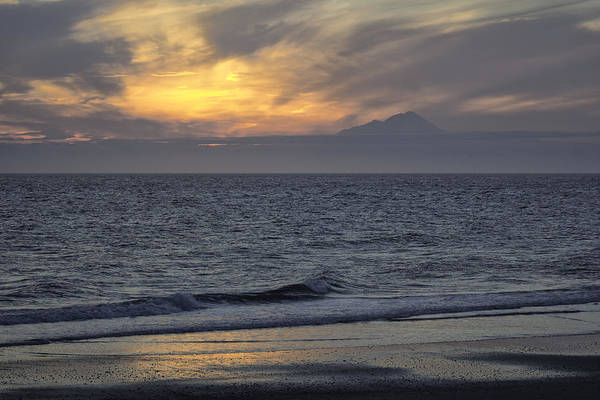 Mount Redoubt Photograph - Mount Redoubt by Jayme Spoolstra