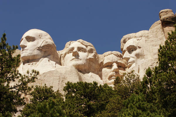 Rushmore Photograph - Mount Rushmore by Carol Polich Photo Workshops