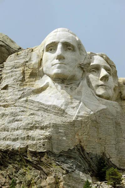 Rushmore Photograph - Mount Rushmore by Dennis Macdonald