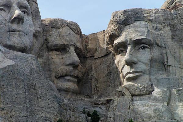Rushmore Photograph - Mount Rushmore National Memorial by Mark Newman