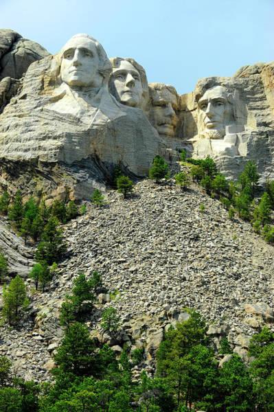 Rushmore Photograph - Mount Rushmore National Park by Dennis Macdonald