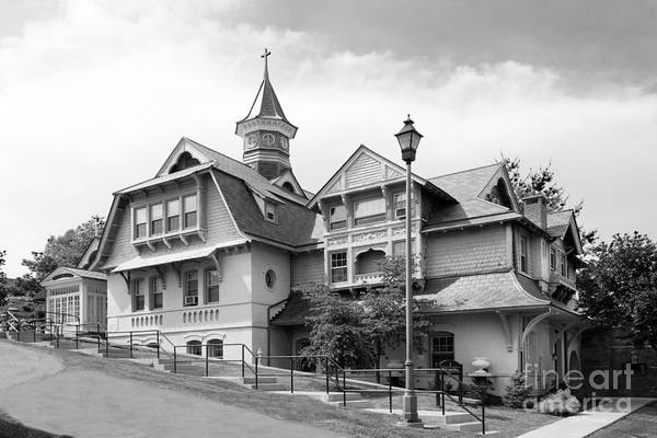 St. Mary Photograph - Mount Saint Mary College Whittaker Hall by University Icons