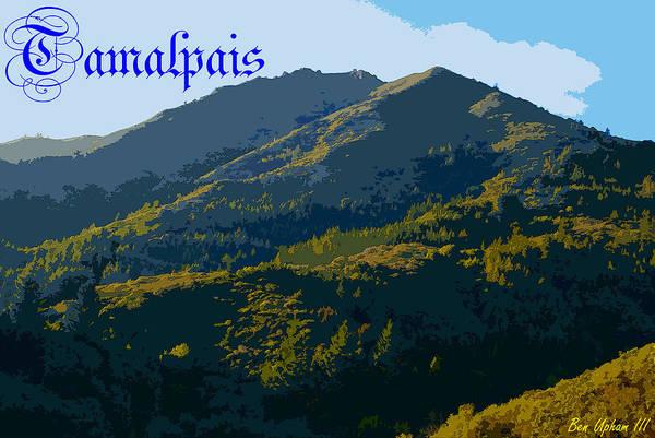 Photograph - Mount Tamalpais 2013 by Ben Upham III