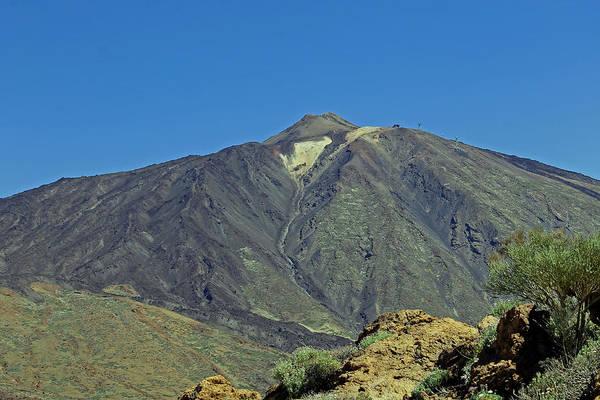 Photograph - Mount Teide by Tony Murtagh