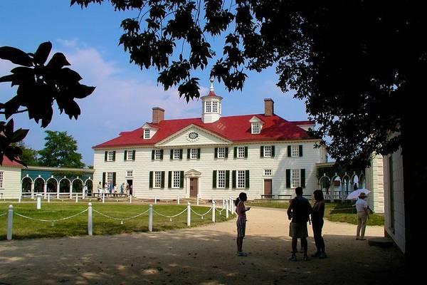 Photograph - Mount Vernon by Ricardo J Ruiz de Porras