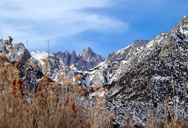 Photograph - Mount Whitney - California by Glenn McCarthy Art and Photography