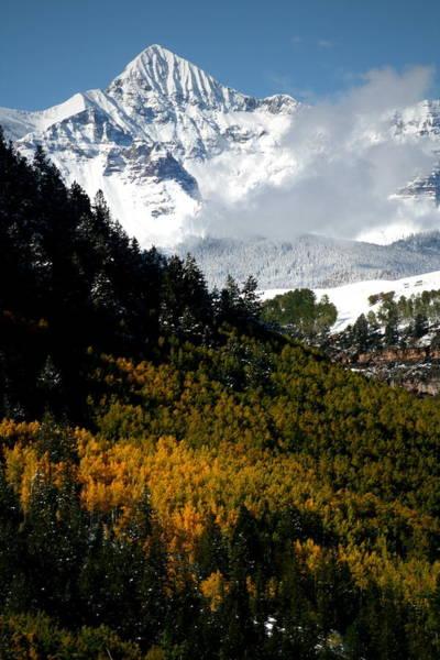 Mt. Wilson Photograph - Mount Wilson In Autumn by Jetson Nguyen