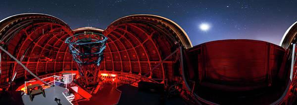 Wall Art - Photograph - Mount Wilson Observatory by Babak Tafreshi