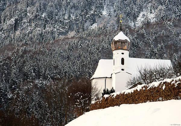 Photograph - Mountain Church by Ryan Wyckoff