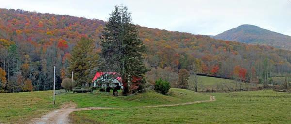 Photograph - Mountain Country Farmhouse  by Duane McCullough