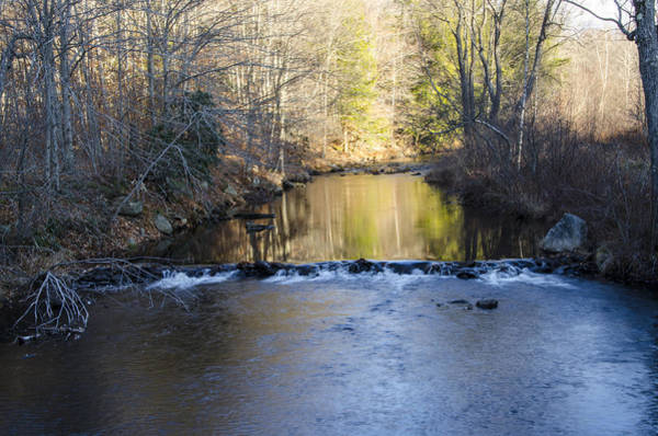 Pocono Mountains Wall Art - Photograph - Mountain Creek In The Morning by Bill Cannon