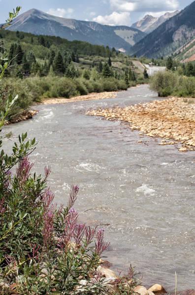 Photograph - Mountain Creek by Melany Sarafis