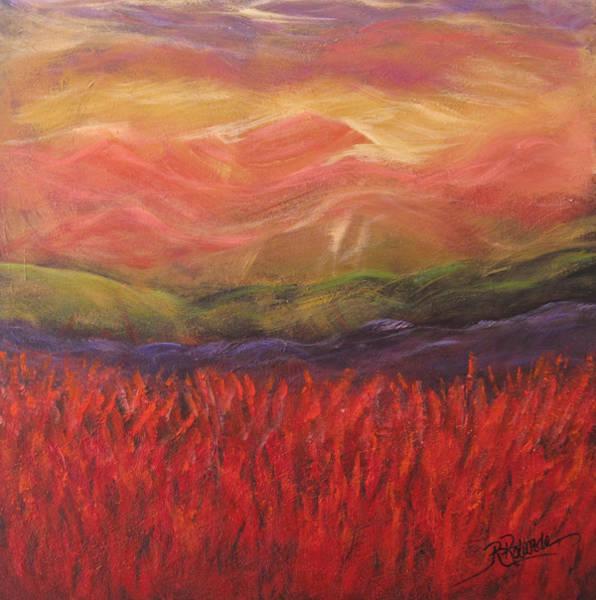 Mountain Dreams Art Print