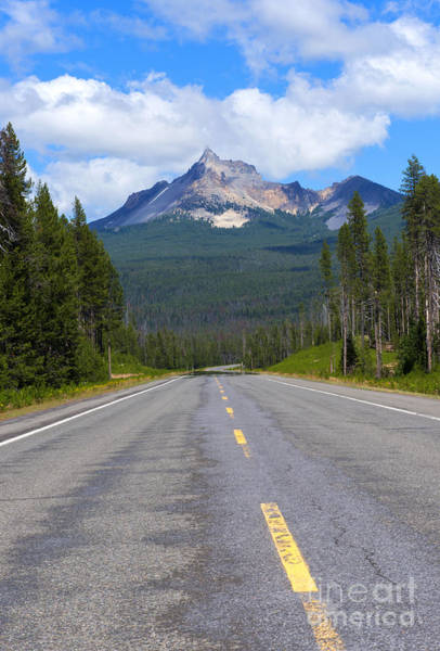 Wall Art - Photograph - Mountain Highway by Mike Dawson