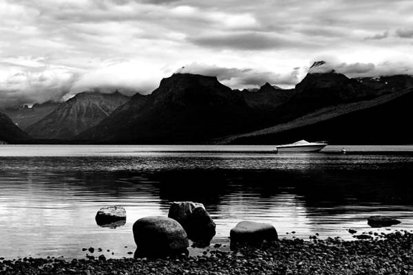 Photograph - Mountain Lake by Joseph Noonan