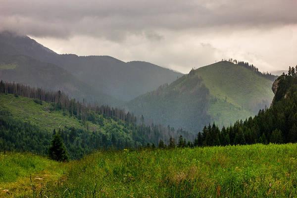 High Tatras Wall Art - Photograph - Mountain Landscape by Pati Photography