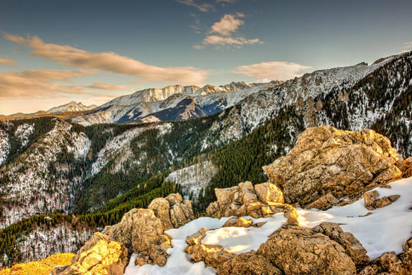 High Tatras Wall Art - Photograph - Mountain Magic by Pati Photography