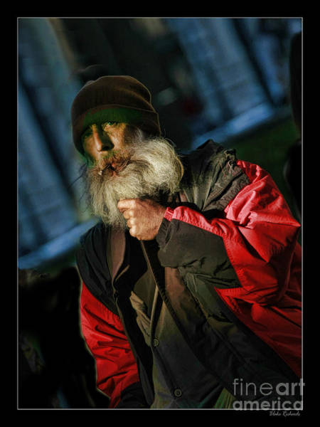 Photograph - Mountain Man by Blake Richards