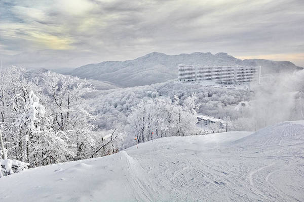 Photograph - Mountain Morning After The Storm by Simply  Photos