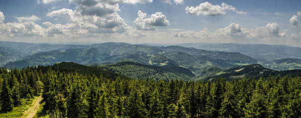 Wall Art - Photograph - Mountain Panorama by Jaroslaw Grudzinski
