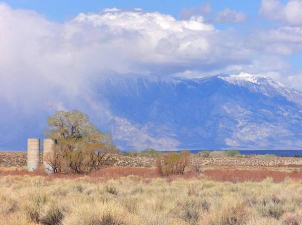 Bishop Hill Photograph - Mountain Rain by Marilyn Diaz