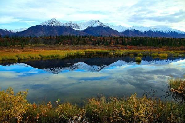 Brian Wilson Wall Art - Photograph - Mountain Reflection by Brian Wilson