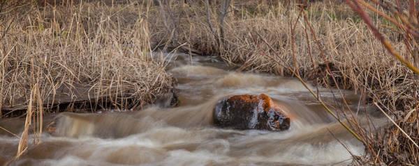 Photograph - Mountain Stream by Ryan Heffron
