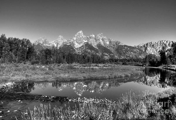 Photograph - Mountain Time Bw by Mel Steinhauer