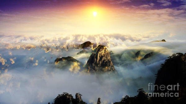 Wall Art - Photograph - Mountain Top Photography Digital Art by Heinz G Mielke