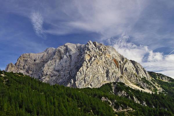 Photograph - Mountain Top by Ivan Slosar