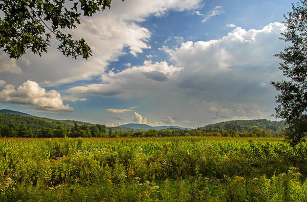 Photograph - Mountain Weather 2 by Robert Mitchell