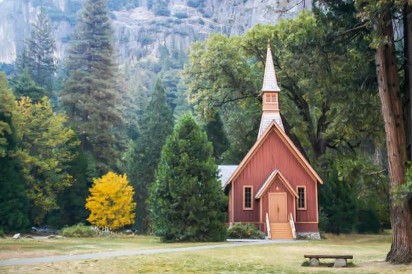 Photograph - Mountain Worship by Paul Johnson