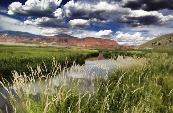 Photograph - Mountainriver by Mark Smith