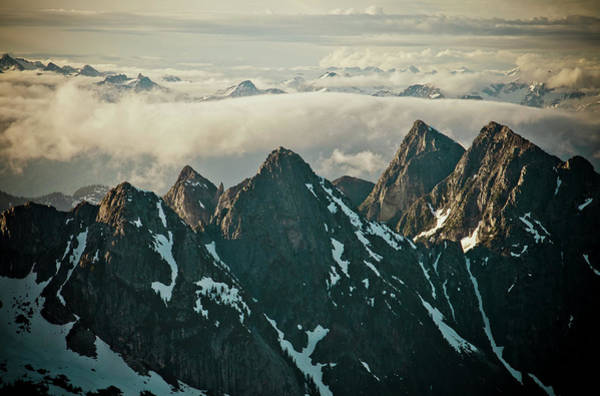 Wall Art - Photograph - Mountains by Christopher Kimmel
