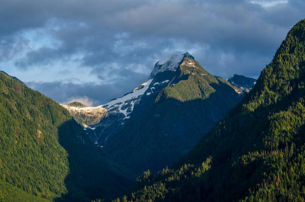 Photograph - Mountains Of Bute Inlet 7 by Roxy Hurtubise