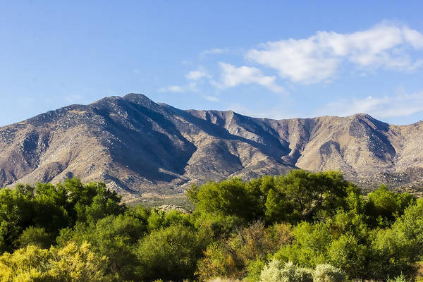 Digital Art - Mountains by Photographic Art by Russel Ray Photos
