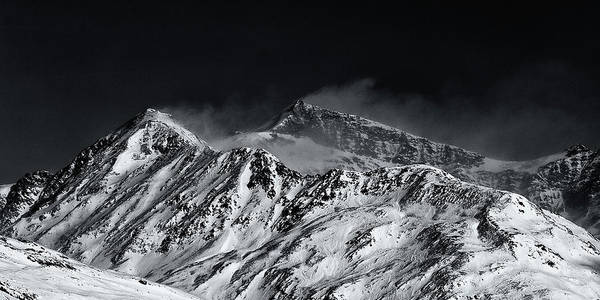 Photograph - Mountainscape N. 5 by Roberto Pagani