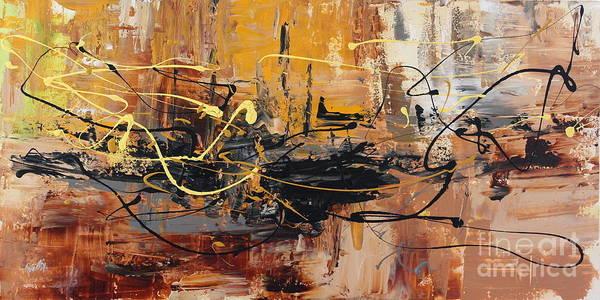 Painting - Movement by Preethi Mathialagan