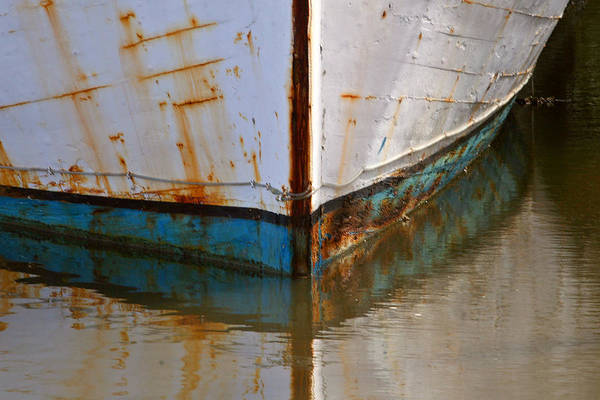 Photograph - Mr. Bell's Boat by John  Nickerson