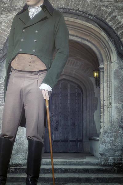 Jane Austen Wall Art - Photograph - Mr Darcy by Joana Kruse