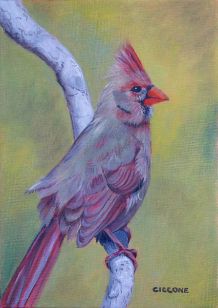 Painting - Mrs. C. by Jill Ciccone Pike