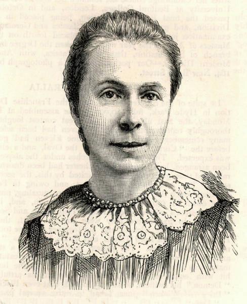 Sophia Photograph - Mrs Sophia Bryant by Universal History Archive/uig