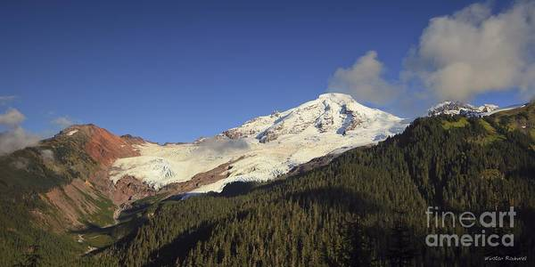 Wall Art - Photograph - Mt Baker Vista by Winston Rockwell