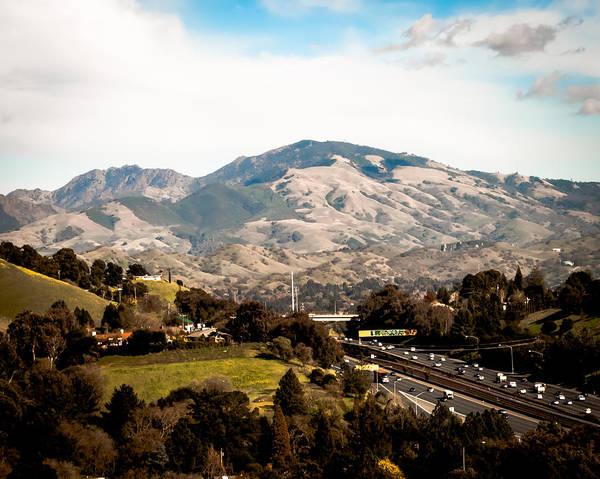 Mt. Diablo Wall Art - Photograph - Mt. Diablo 1 by Mychele White