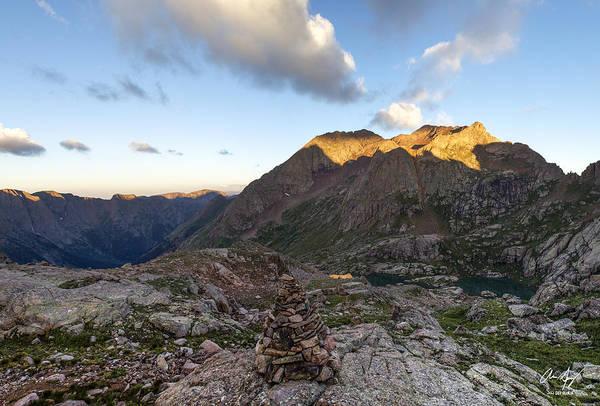 14er Photograph - Mt. Eolus by Aaron Spong