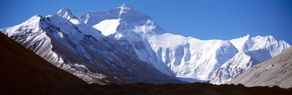 Tibet Photograph - Mt Everest, Nepal by Panoramic Images