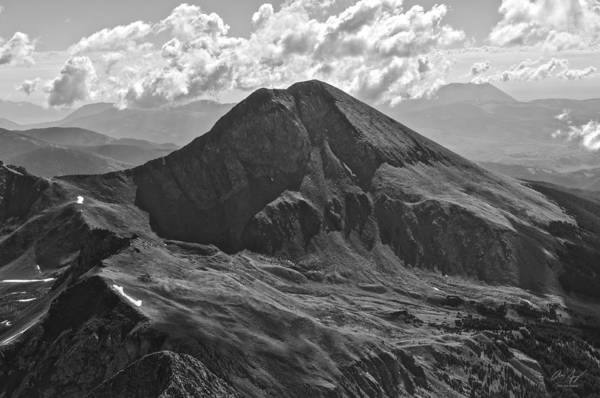 Wall Art - Photograph - Mt. Lindsey by Aaron Spong