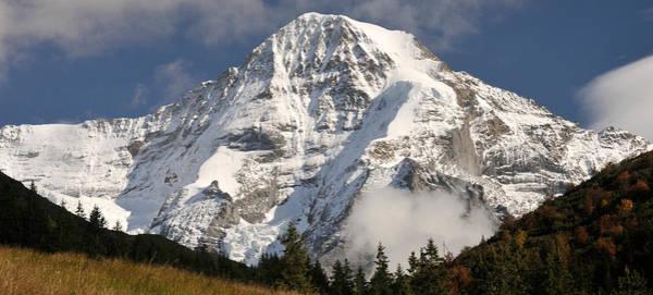Peacefulness Photograph - Mt Monch, Kleine Scheidegg, Bernese by Panoramic Images